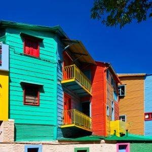 Voyage-organise-Argentine-Buenos-Aires-La-Boca-Maisons-colorees-Voyages-Del-Tour