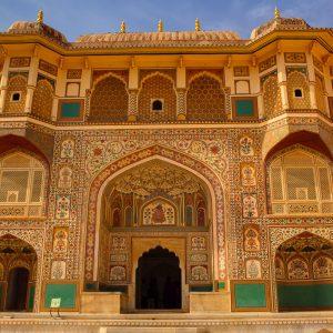 Voyage-organise-Inde-Rajasthan-Jaipur-Fort-d-Amber-Voyages-Del-Tour