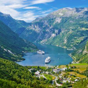Voyage-organise-Norvege-Geiranger-Fjord-Bateaux-Voyages-Del-Tour
