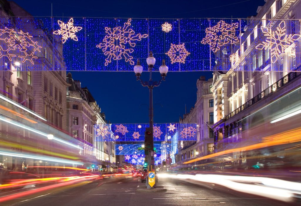 Londres Christmas Lights