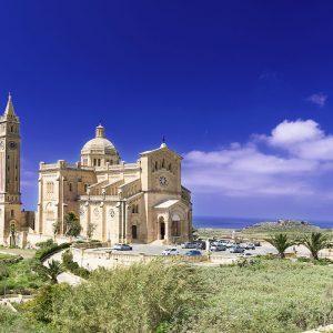 Malte Gozo Sanctuaire Vierge Ta Pinu