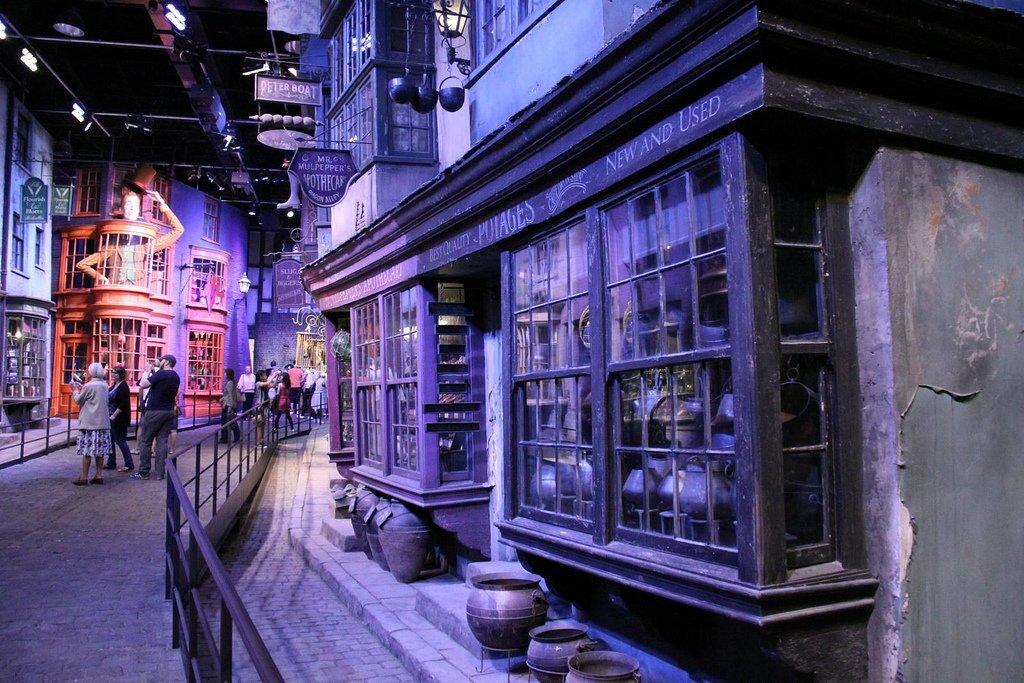 Court séjour-Londres-Harry Potter