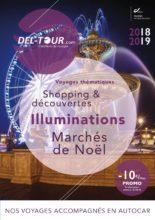 Del-Tour brochure Illuminations 2018-2019