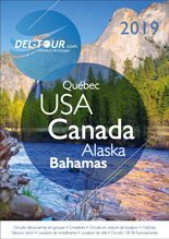 Del-Tour brochure USA/Canada 2019