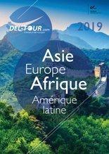 Brochure Del-Tour Voyages en Asie, Europe, Afrique et Amérique latine
