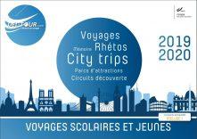Voyages rhétos, mémoire, City trips, Parcs d'attractions et circuits découverte 2019-2020